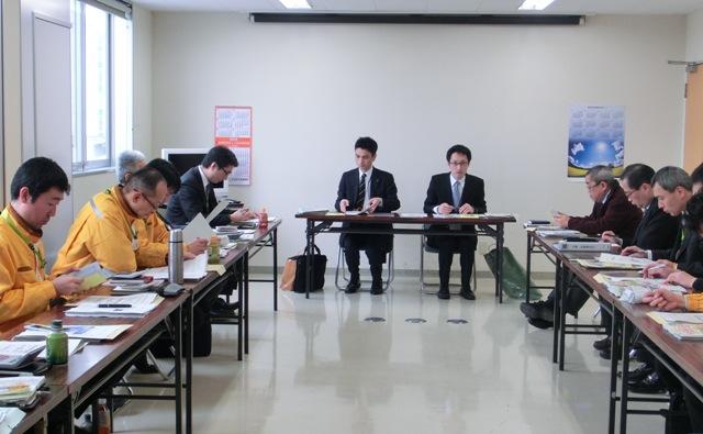 ▲新潟県福祉保健部 高齢福祉保健課の志田さん(左)、大島さんより、お話をお聞きしました